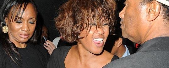 Mowa ciała Whitney Houston dzień przed śmiercią