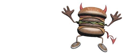 Złe odżywanie negatywnie wpływa na odczytywanie ludzi