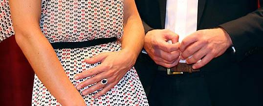 Czy Księżna Kate Middleton jest w ciąży?
