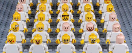 Lego emocje