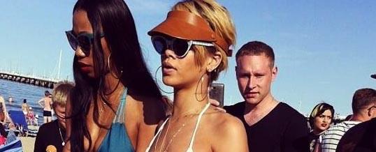 Rihanna nie gniewaj się