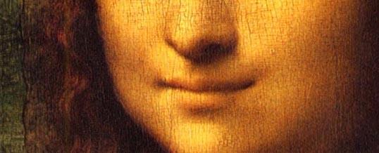 Uśmiech Mony Lisy – co tu nie gra?