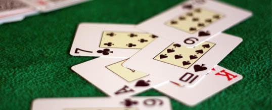 Możesz zapomnieć o twarzy pokerzysty