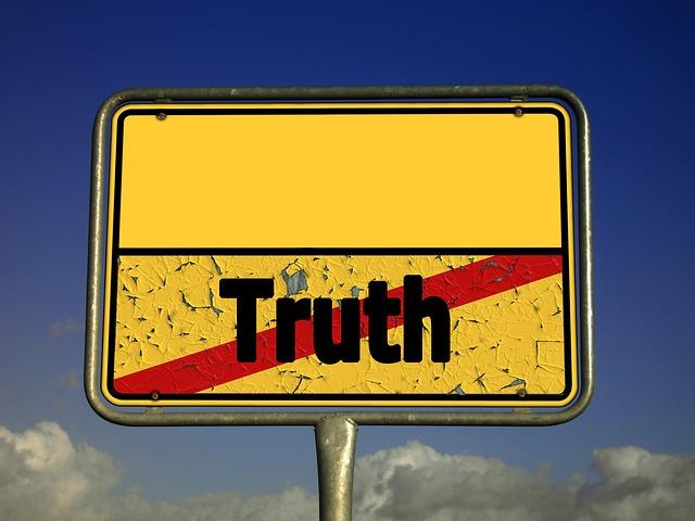 Nie wykrywaj kłamstwa w ten sposób