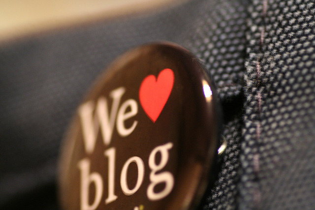Dzień blogera – kilka moich linków