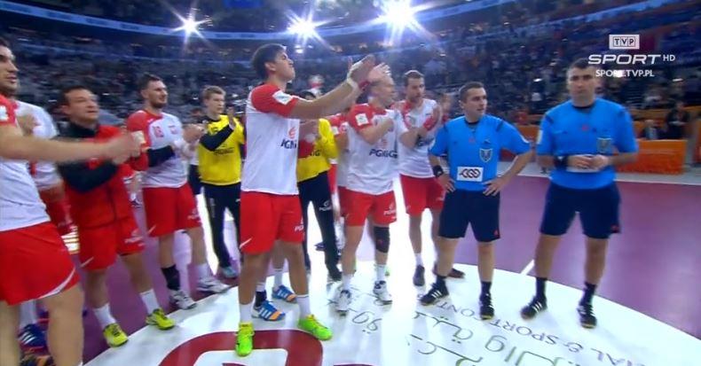 Piłka ręczna Polska – Katar i mowa ciała sędziów
