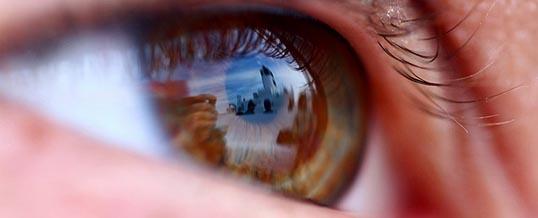 oczy mowa ciała