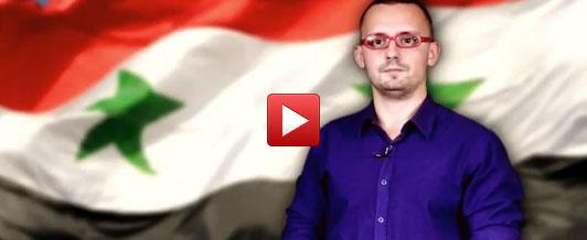 Analiza Baracka Obamy pod kątem wypowiedzi o Syrii