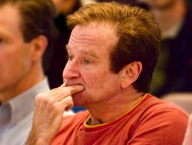 Różnica pomiędzy przygnębieniem a depresją w cieniu śmierci Robina Williamsa
