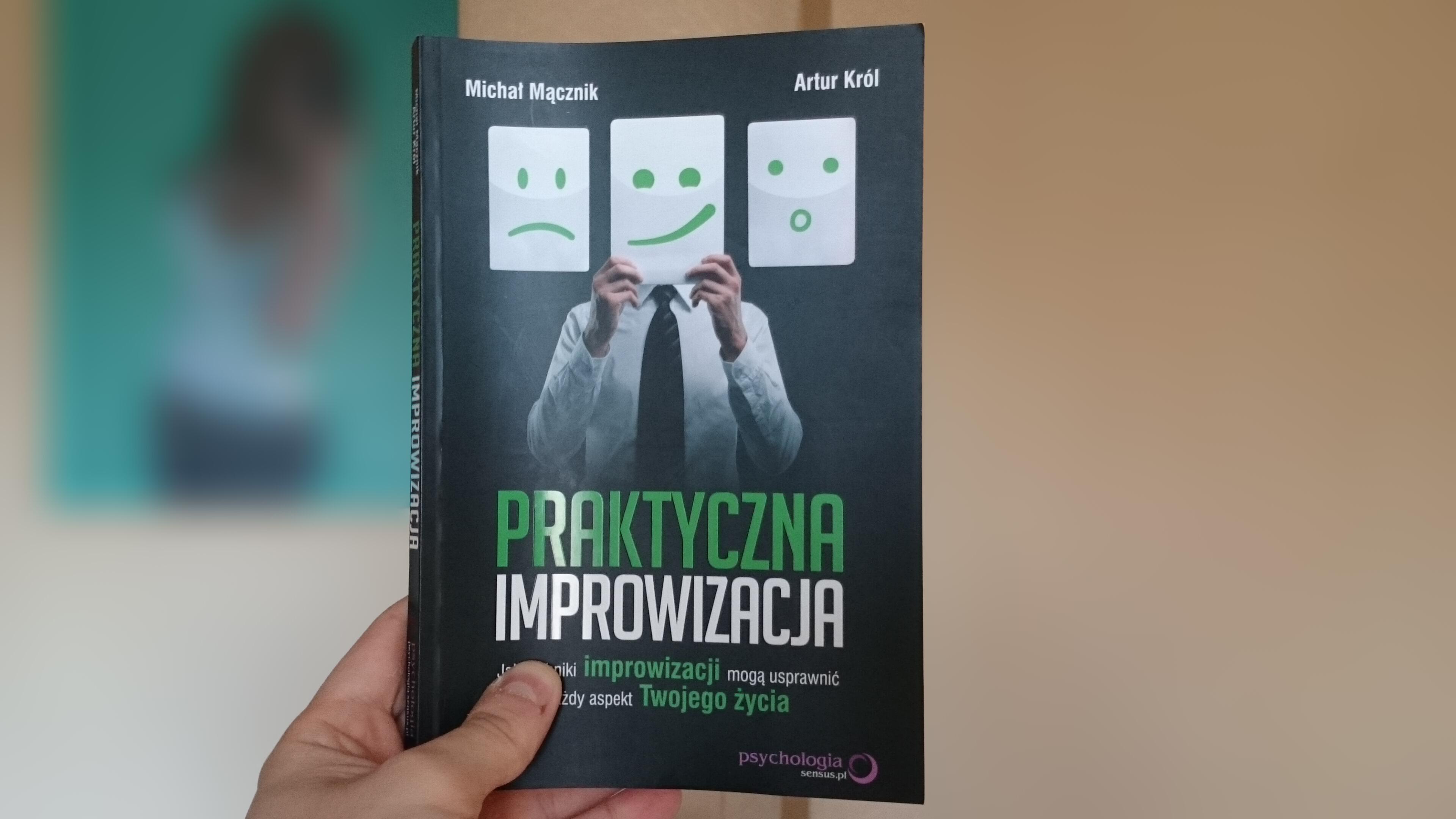 Praktyczna Improwizacja – recenzja książki