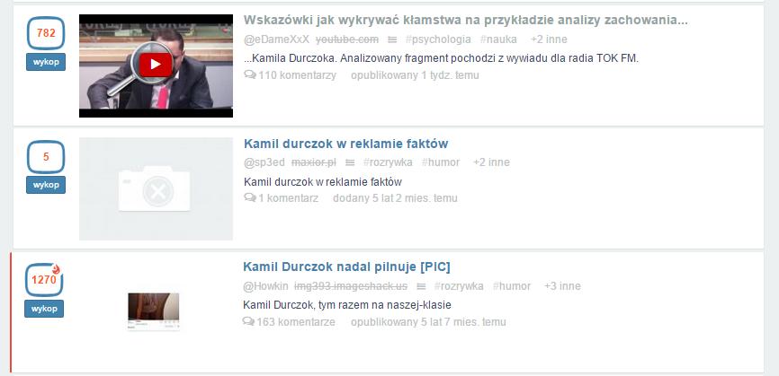 Co daje bycie na głównej Wykop.pl?